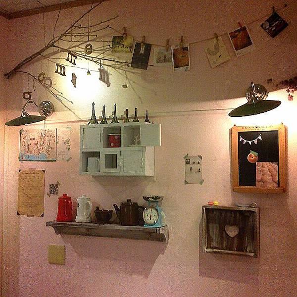 咖啡廳裝飾二