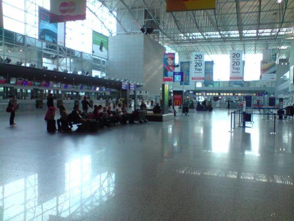 法蘭克福機場