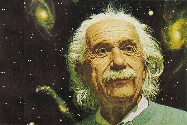 愛因斯坦與宇宙