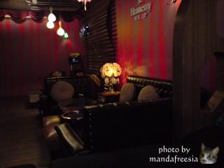 氣氛不錯的lounge bar