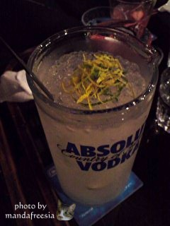 vodka檸檬味
