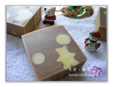 No.62 暖冬薑皂