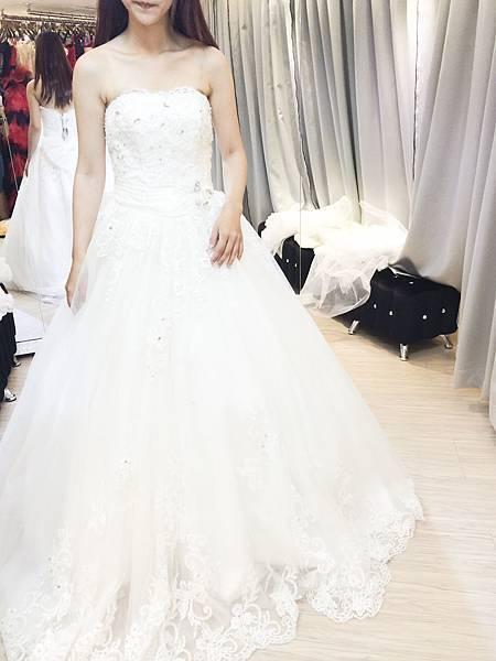 婚紗工作新竹禮服出租