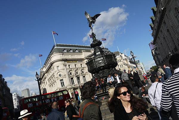 倫敦自由行-火車站
