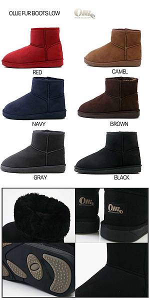 低筒雪靴-17000-1180