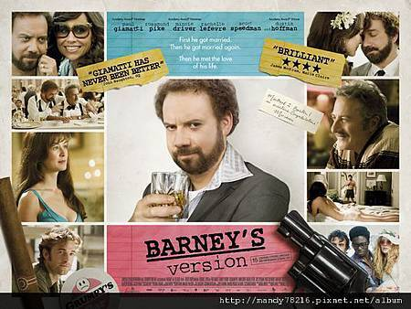 Barney's Version Poster-02