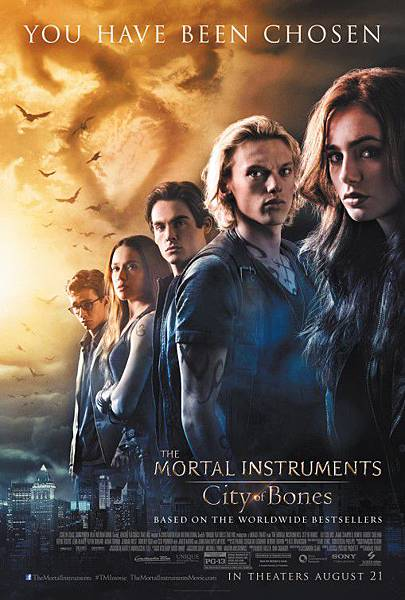 The Mortal Instrumentl:City of Bones - 02