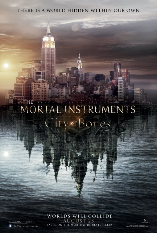The Mortal Instrumentl:City of Bones - 01