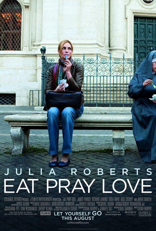 Eat , Pray , Love