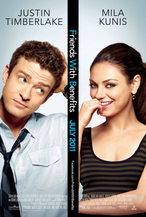 Friends with Benefits - 1