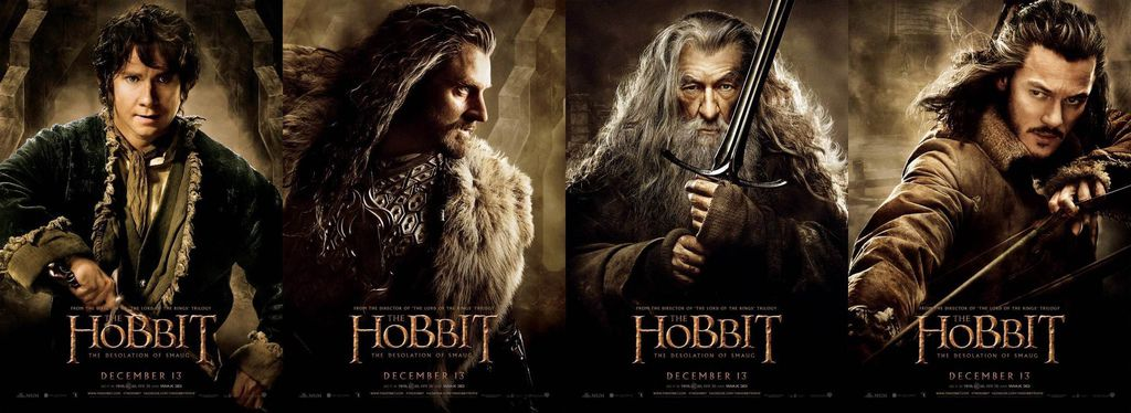 The Hobbit:The Desolation of Smaug - 04