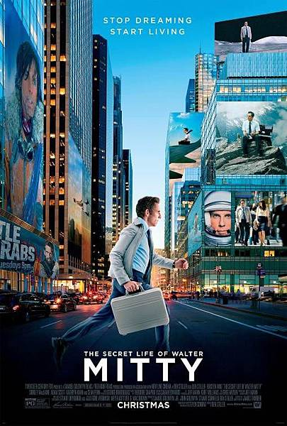The Secret Life of Walter Mitty - 01