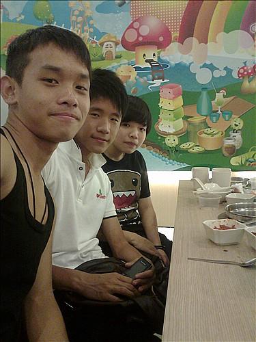 Wai Loon // Zong Yang // Mandy
