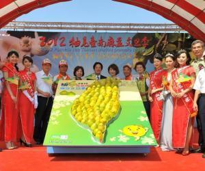 2012 麻豆文旦節(台灣新聞網)
