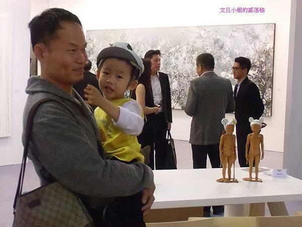 詹志評老師與小王子