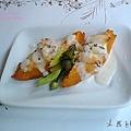 前菜 ~ 南瓜蟹肉