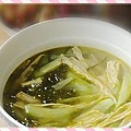 紫菜腐竹湯