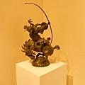 俄羅斯藝術家的雕塑作品