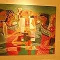 原住民藝術家的作品