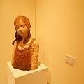 尤爾嘉(JURGA MARTIN)的銅雕作品