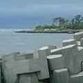 梅雨將至的濱海公路