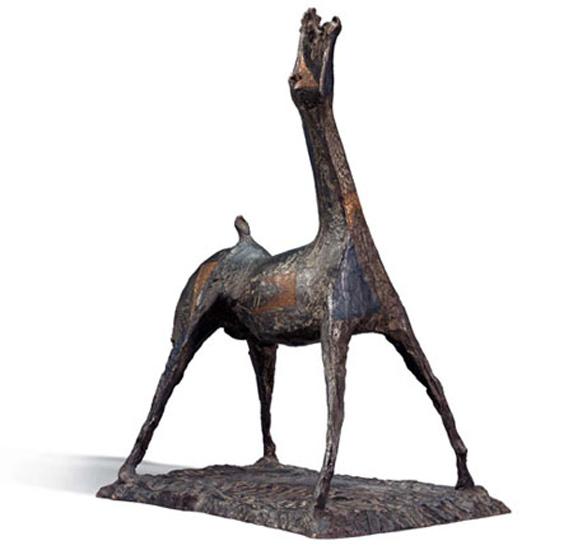 賈克梅第 ( Alberto Giacometti ) 的作品