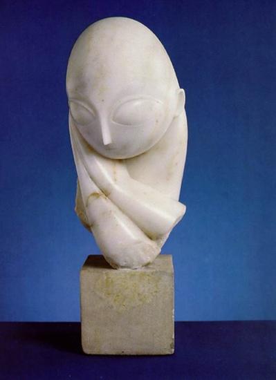 布朗庫希 Constantin Brancusi 的作品