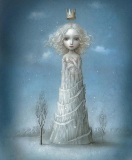 Beautiful Nightmares ~ Nicoletta Ceccoli
