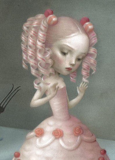bloody-mary ~ Nicoletta Ceccoli