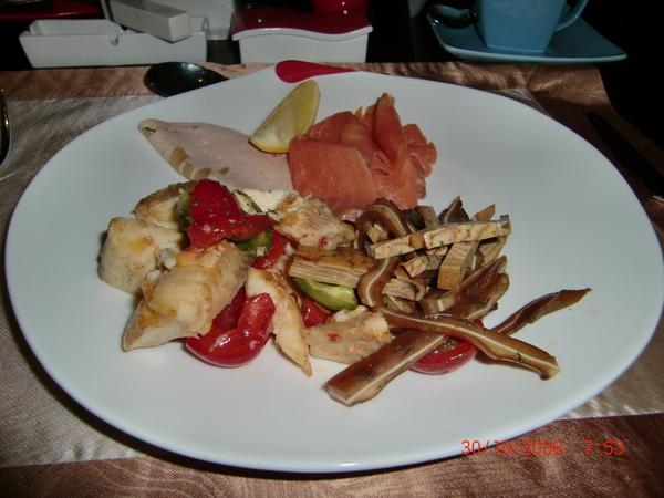 30 Oct 08 ~ My Buffet Breakfast