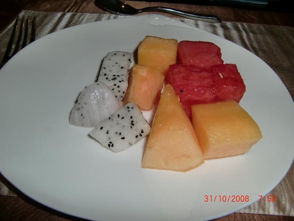 31 Oct 08 ~ My Buffet Breakfast