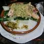15 Dec 08 ~ My Dinner 白切雞飯