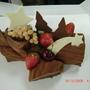 Guangzhou Grand Hyatt 送來的朱古力蛋糕