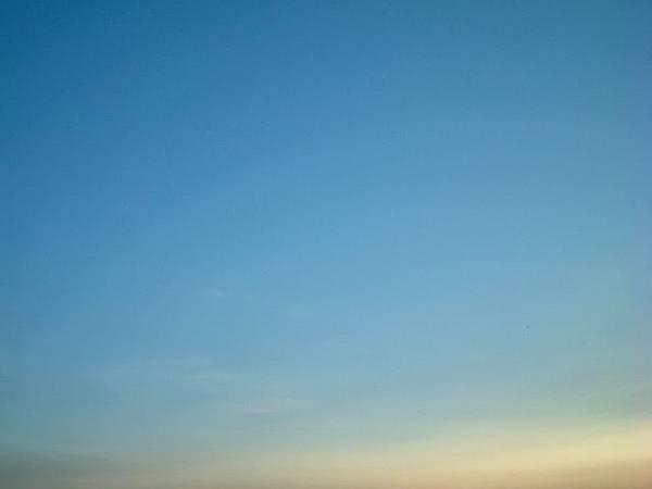 藍,是心情的底色