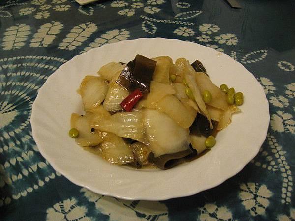 小菜--辣白菜