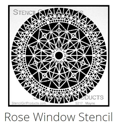 Supply_Rose Window