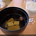 櫻花漬豆腐吸い物