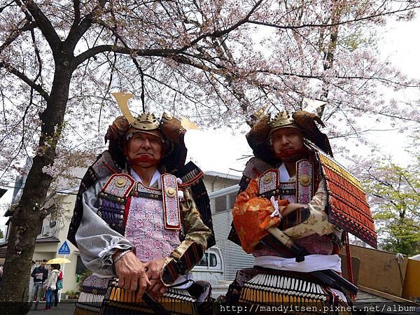 桜祭神幸祭