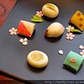美しい京菓子