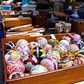 豐國神社市集攤位