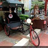 府中街懷舊三輪車