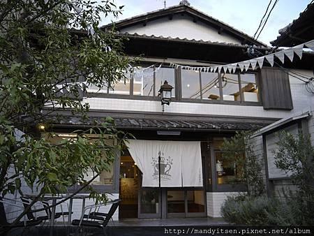 嵯峨野湯カフェ外觀