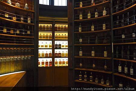 世界五大威士忌展示區