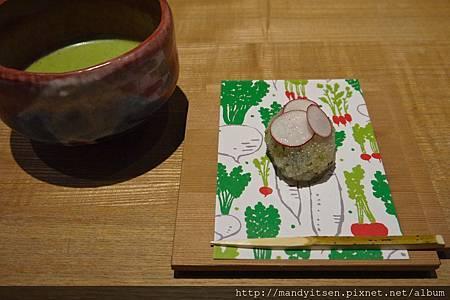 SOU SOU在釜抹茶と和菓子セット