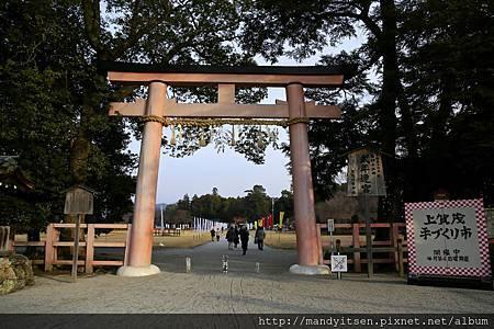 上賀茂神社第一鳥居