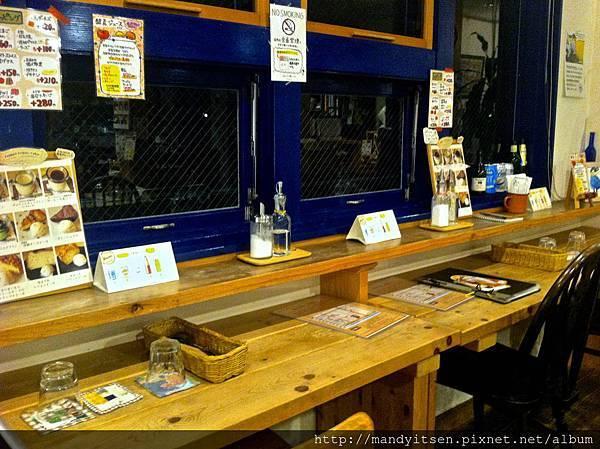 咖哩飯和手工布丁專賣店「フジヤマプリン」