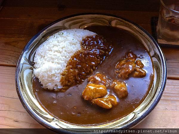 フジヤマプリン的週末限定咖哩飯