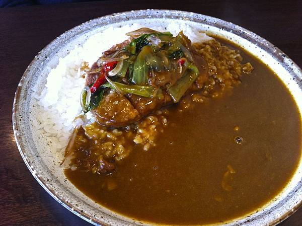 CoCo壱番屋之台灣風味咖哩飯