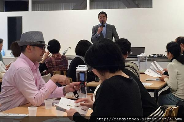 增田徳兵衛第十四代繼承人
