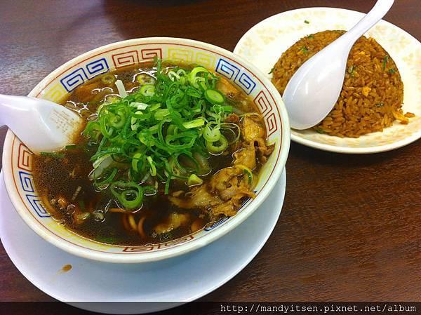 新福菜館拉麺